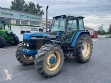 Mezőgazdasági traktor Ford 8340 használt