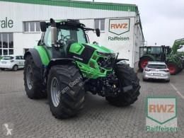 Tarım traktörü Deutz-Fahr 7250 TTV agrotron ikinci el araç
