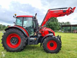 Tractor agrícola Zetor Forterra 140 HD + FL + FH + FZW usado