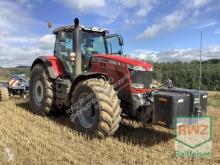 Tracteur agricole Massey Ferguson 8737 DynaVT