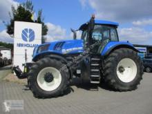 Tractor agrícola New Holland T8.380 AC usado