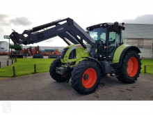 Tracteur agricole Claas ARION610 occasion