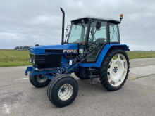 Ford 5640 SLE farm tractor used
