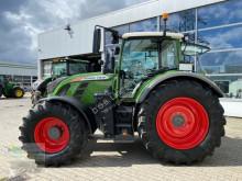 Tractor agrícola Fendt 718 Vario Profi usado