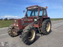 Tractor agrícola Fiat 80-90 DT usado