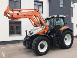 Tracteur agricole Steyr Profi 4145 CVT Kommunal occasion