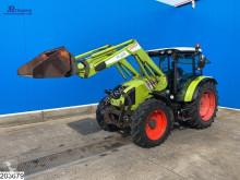 Landbouwtractor Claas Axos 340 Airco, front loader tweedehands