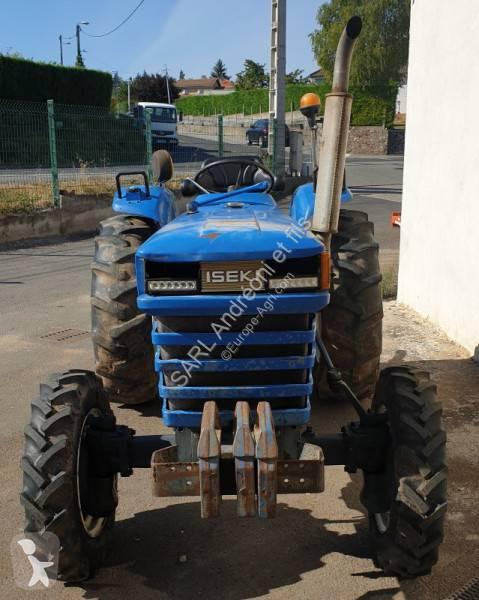 Преглед на снимките Селскостопански трактор Iseki ts3110