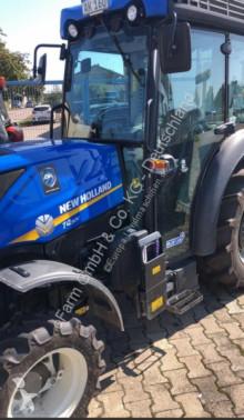 Lantbrukstraktor New Holland begagnad