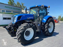 Tarım traktörü New Holland T7.220 AC ikinci el araç