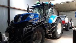 Tractor agrícola New Holland T7.260 AC usado