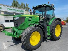 Tractor agrícola John Deere 6170R usado