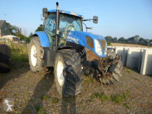 New Holland farm tractor T7210
