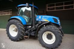 Mezőgazdasági traktor New Holland T7060 Powercommand használt