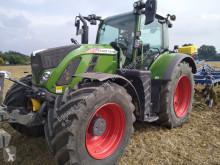 Tractor agrícola Fendt Vario 724 Profi Plus usado