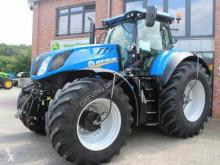 Tractor agrícola New Holland T 7.315 usado