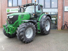 Tractor agrícola John Deere 6215 R usado