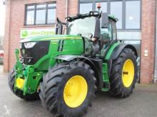 John Deere 6250R farm tractor used