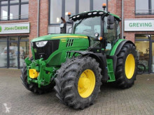 Tractor agrícola John Deere 6155 R usado
