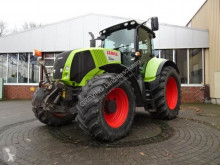 Tractor agrícola Claas Axion 810 CMATIC CEBIS usado