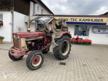 Eski traktör IHC D514