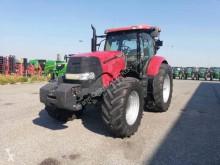 Case IH Puma 165 farm tractor used