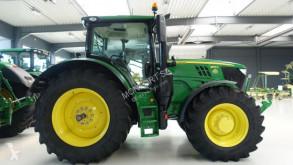 Tractor agrícola John Deere 6155R IVT Front Hydr usado