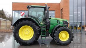 Tracteur agricole John Deere 6250 R ComandPro Front hydr