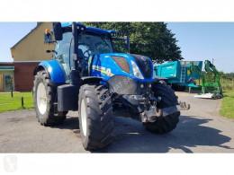 Селскостопански трактор New Holland T7210 втора употреба