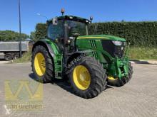Tractor agrícola John Deere 6210R usado