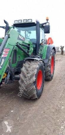 Ciągnik rolniczy Fendt 412 Vario TMS