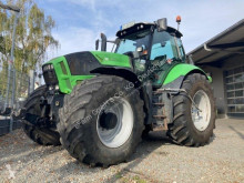 Tarım traktörü Deutz-Fahr 7210 TTV agrotron ikinci el araç