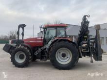 Zemědělský traktor Case MXM 190, Hiab 166E-4 použitý