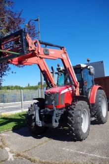 Селскостопански трактор Massey Ferguson MF6445 втора употреба
