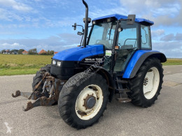 New Holland TS100 farm tractor used