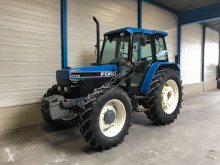 Ford 7740 SLE farm tractor used