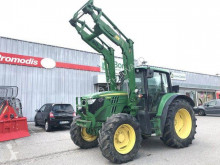 Tracteur agricole John Deere 6115M occasion