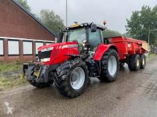 Селскостопански трактор Massey Ferguson 6615 dyna-VT +SBG RTK gps втора употреба