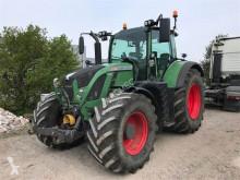 Lantbrukstraktor Fendt 722 SCR Profi begagnad