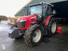 Tractor agrícola Massey Ferguson 5709 CAB Dyna 4 usado