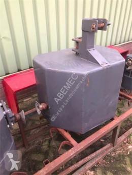 Frontgewicht 1200 kg Pièces tracteur occasion