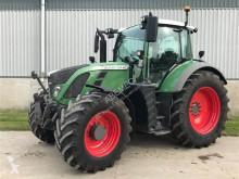 Tractor agrícola Fendt 724 SCR profi plus usado