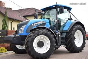 Tarım traktörü Landini 6L - 145 ikinci el araç
