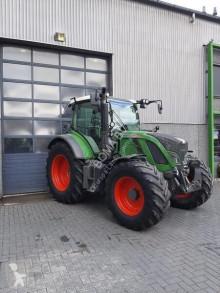 Tarım traktörü Fendt 514 Power S4 ikinci el araç