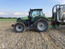 Deutz-Fahr 6190 P farm tractor used
