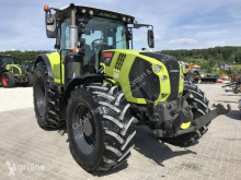 Traktor Claas ARION 660 CMATIC CEBIS ojazdený