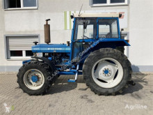 Ford 6610 farm tractor used