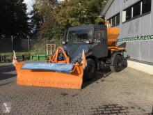 Tarım traktörü Unimog MB Trac 408/10 ikinci el araç