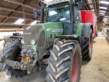 Tracteur agricole Fendt 716 TMS + fronthef en aftakas