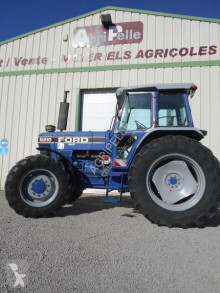 Ford 8210 farm tractor used